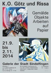 K.O. Goetz und Rissa - Sindelfingen 2014