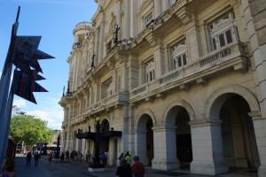 Museum Nacional de Bellas Artes Havanna, Kuba, Haupteingang