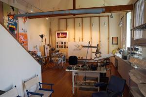 Mel Ramos Atelier