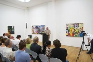 Prof. Dr. Joachim Hofmann-Göttig (Oberbürgermeister der Stadt Koblenz) - Eröffnungsrede