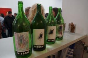 Nitsch-Wein aus eigenem Anbau des Künstlers