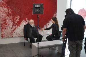 Hermann Nitsch im Interview