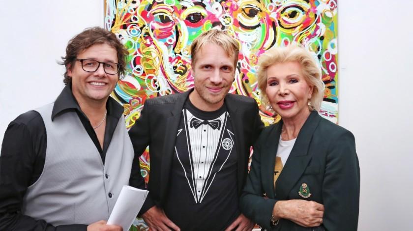 11 Dirk Geuer, Oliver Pocher, Ute-Henriette Ohoven