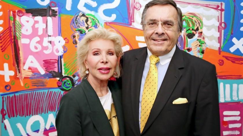 15 Ute-Henriette und Mario Ohoven